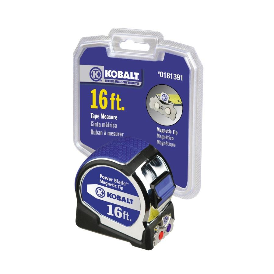 Kobalt 16-ft SAE Tape Measure