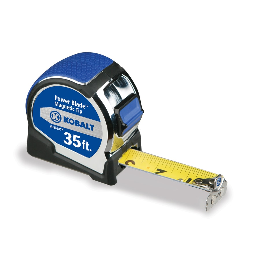 Kobalt 35-ft SAE Tape Measure