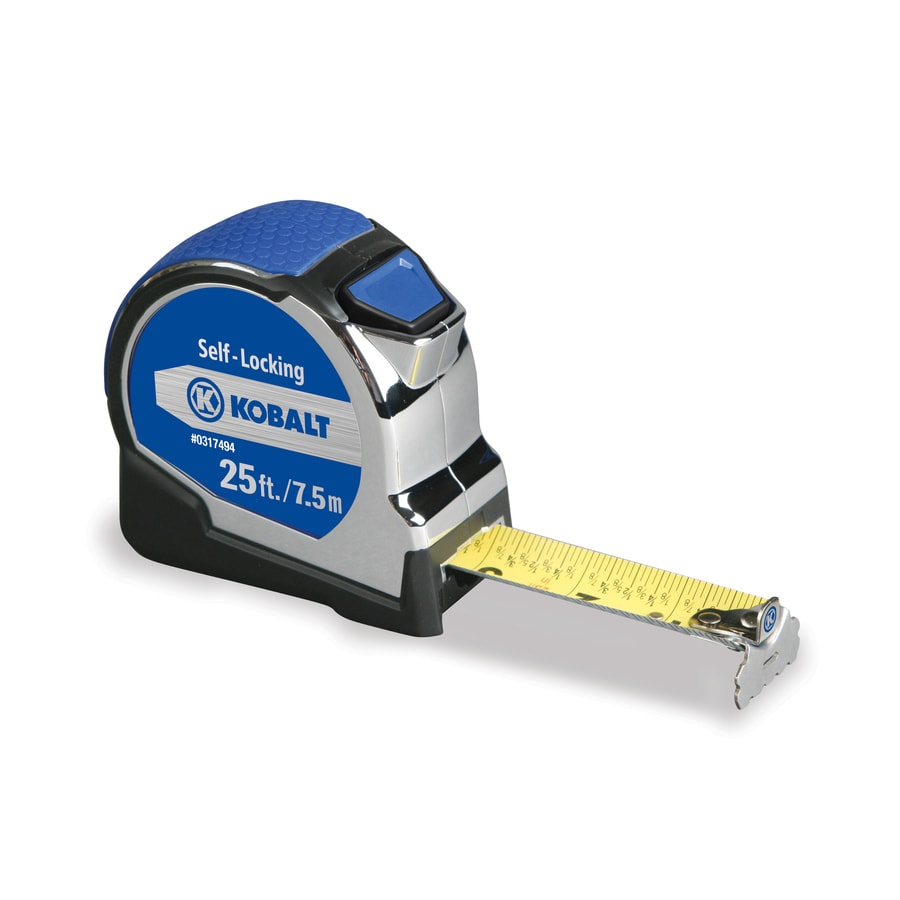 Kobalt 25-ft Metric and SAE Tape Measure
