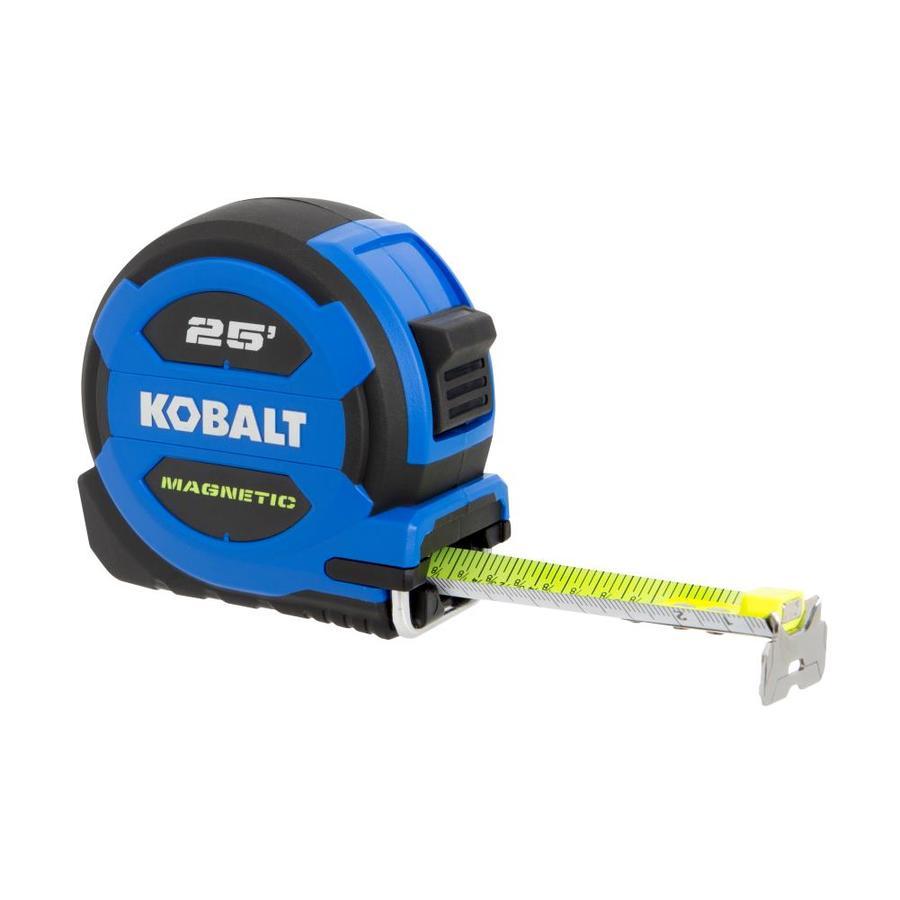 Shop Tape Measures At Stanley Basic 5m 16 Kobalt 25 Ft Magnetic Measure