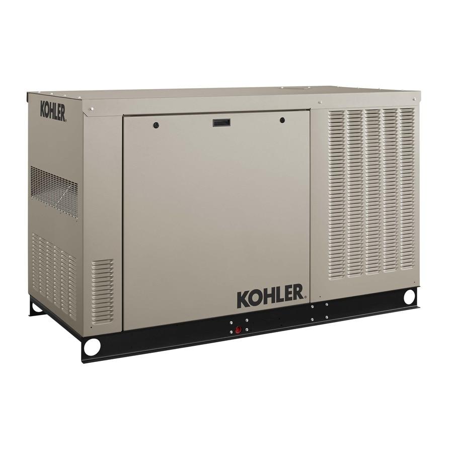 KOHLER 24-Watt (LP)/21-Watt (NG) Standby Generator