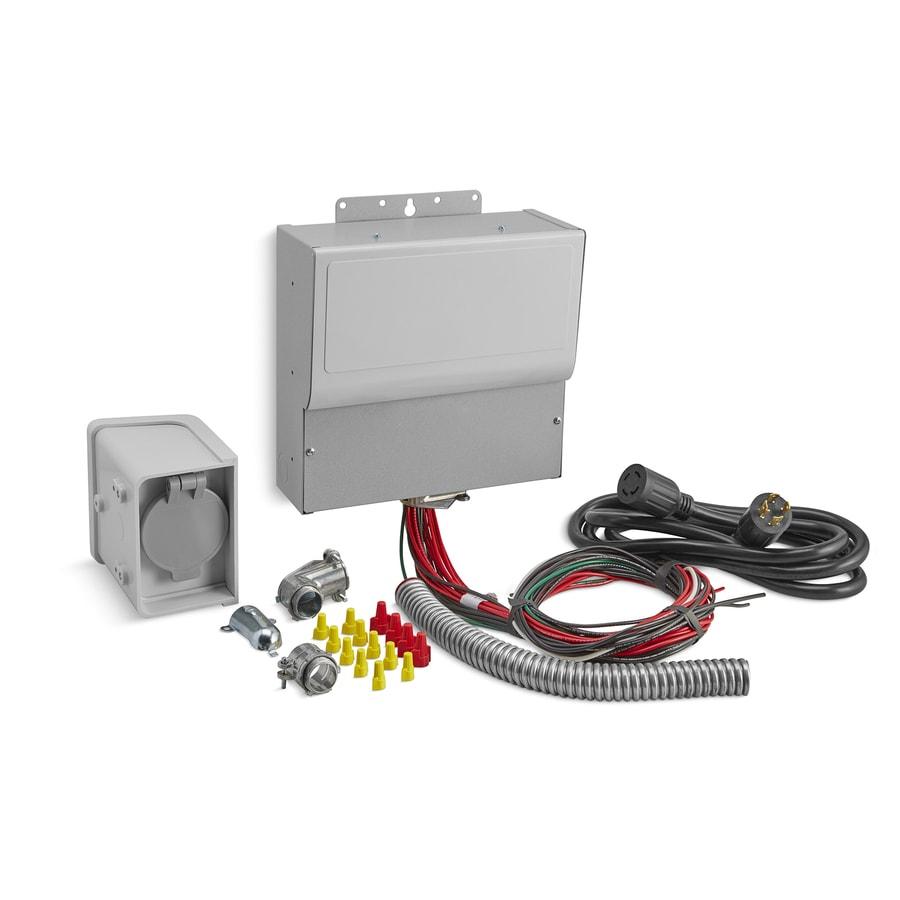 KOHLER Manual Transfer Switch Kit for Kohler Portable Generators