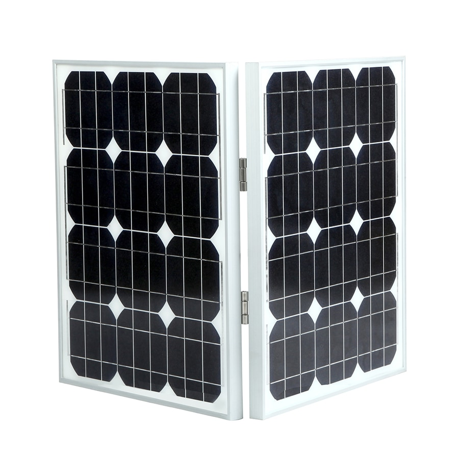 KOHLER Folding Solar Panel with Cable for Kohler Encube Portable Solar Inverter Generator