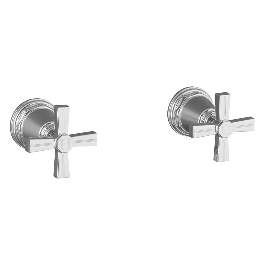KOHLER 2-Pack Chrome Bathtub/Shower Handle