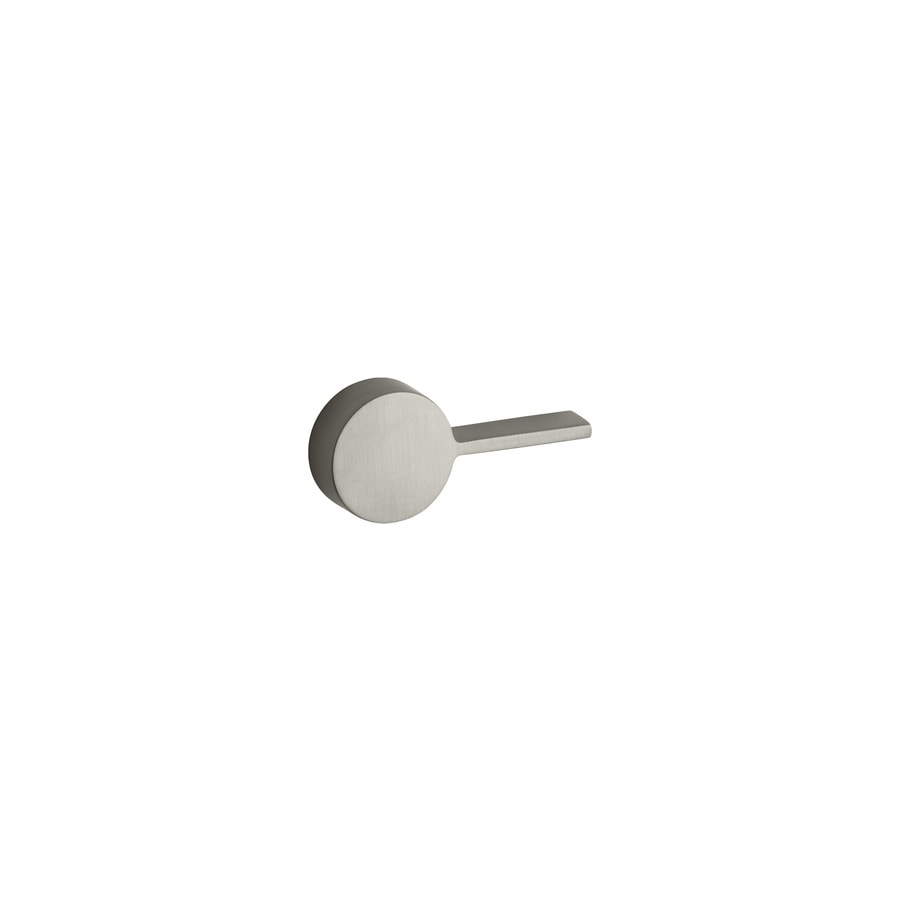 KOHLER Vibrant Brushed Nickel Toilet Handle