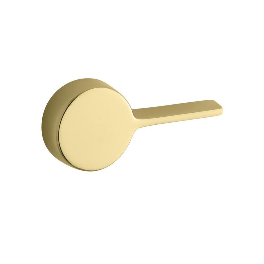 Shop Kohler Cimarron Vibrant Polished Brass Trip Lever At