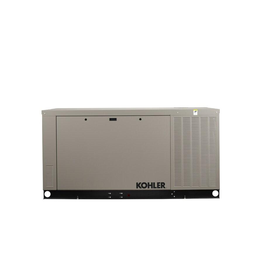 KOHLER RCL 49,000-Watt (LP)/48,000-Watt (NG) Standby Generator