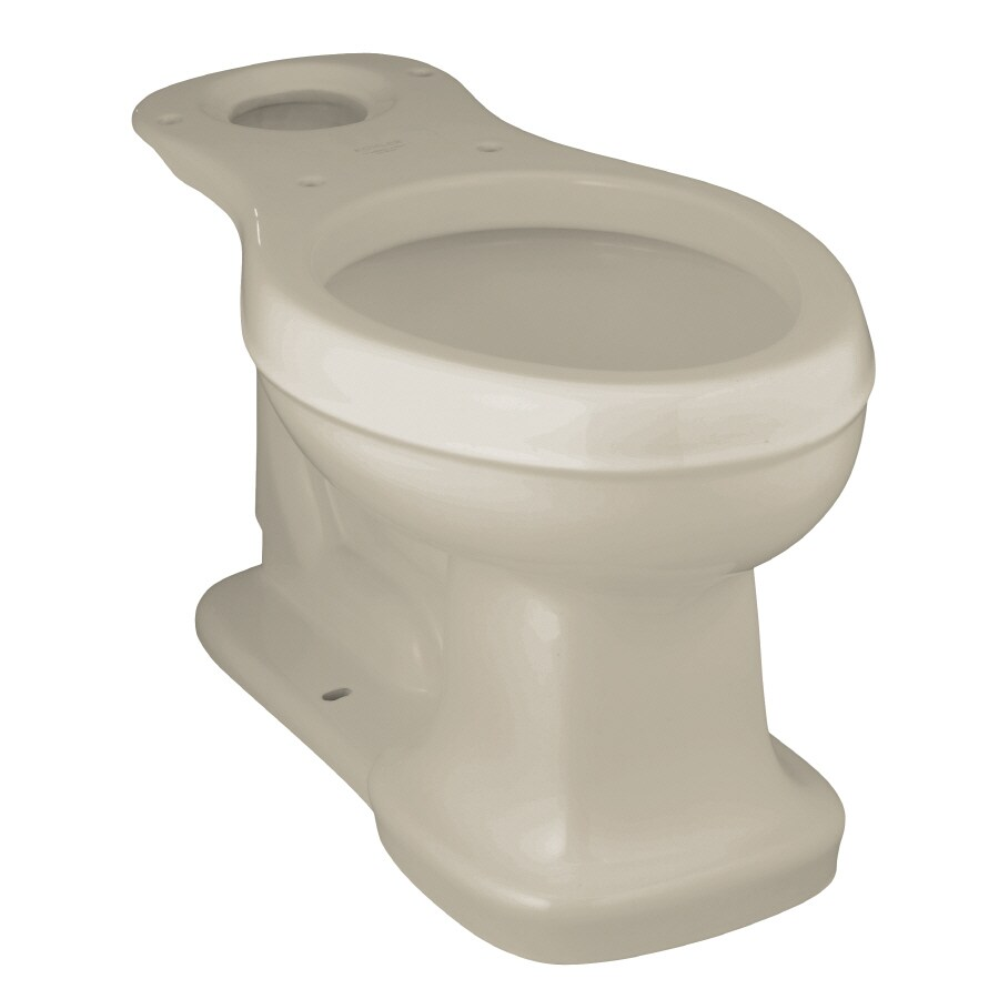 KOHLER Bancroft Chair Height Sandbar 12-in Rough-In Elongated Toilet Bowl