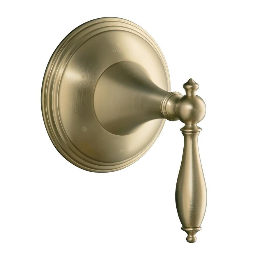 Shop Kohler Bronze Lever Shower Handle At Lowes Com