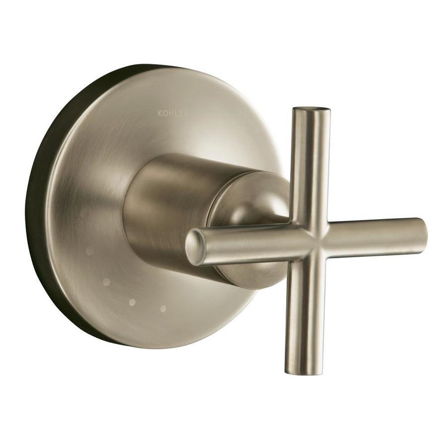 KOHLER Nickel Bathtub/Shower Handle