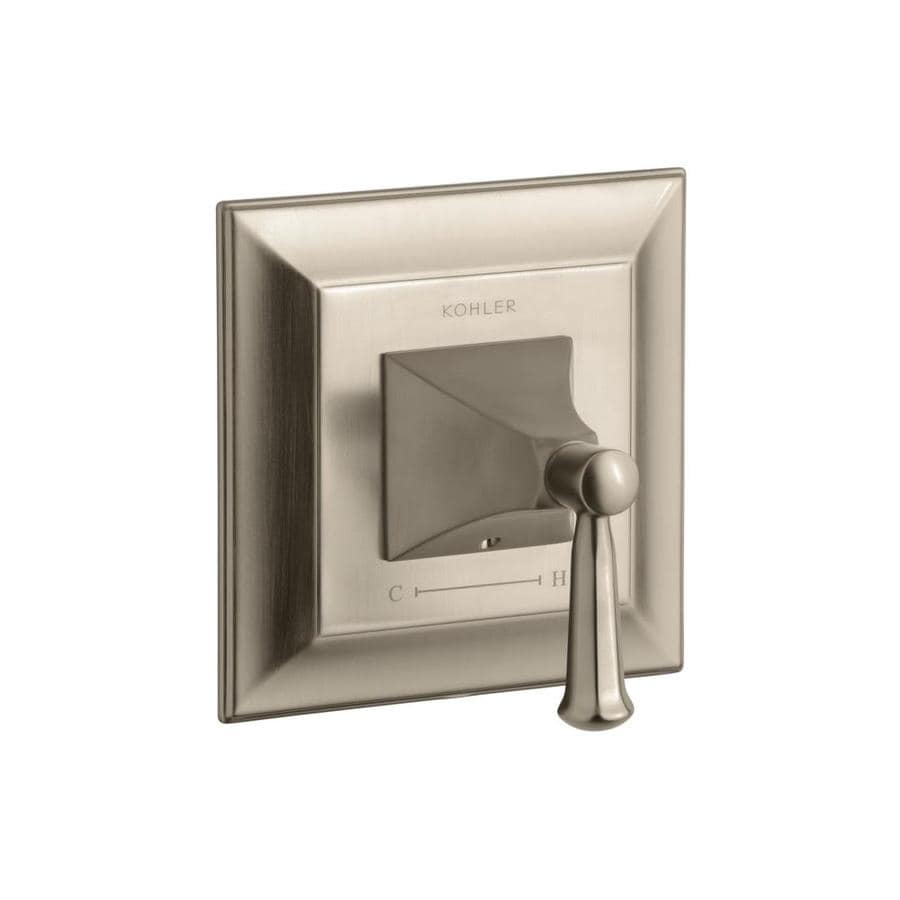 KOHLER Brushed Bronze Shower Handle