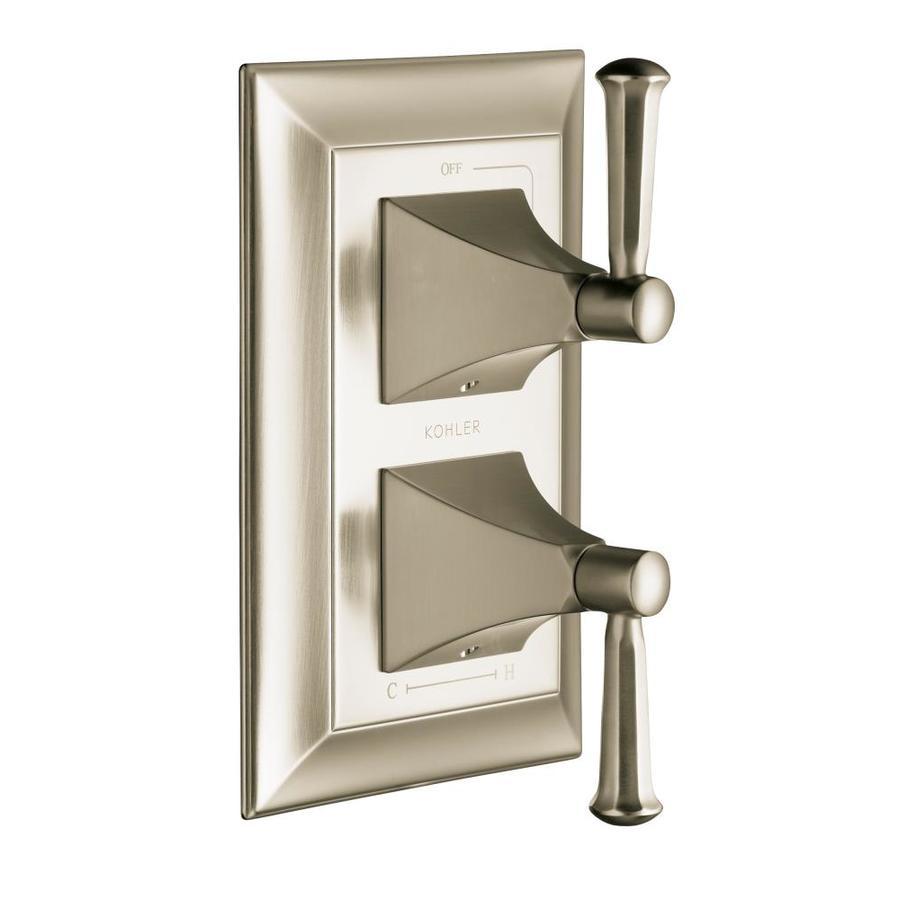 KOHLER Brushed Nickel Shower Handle