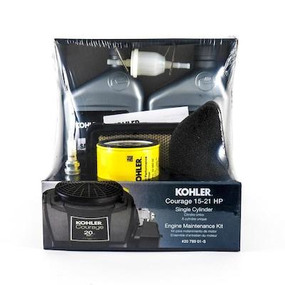 KOHLER Riding Mower/Tractor Maintenance Kit at Lowes com