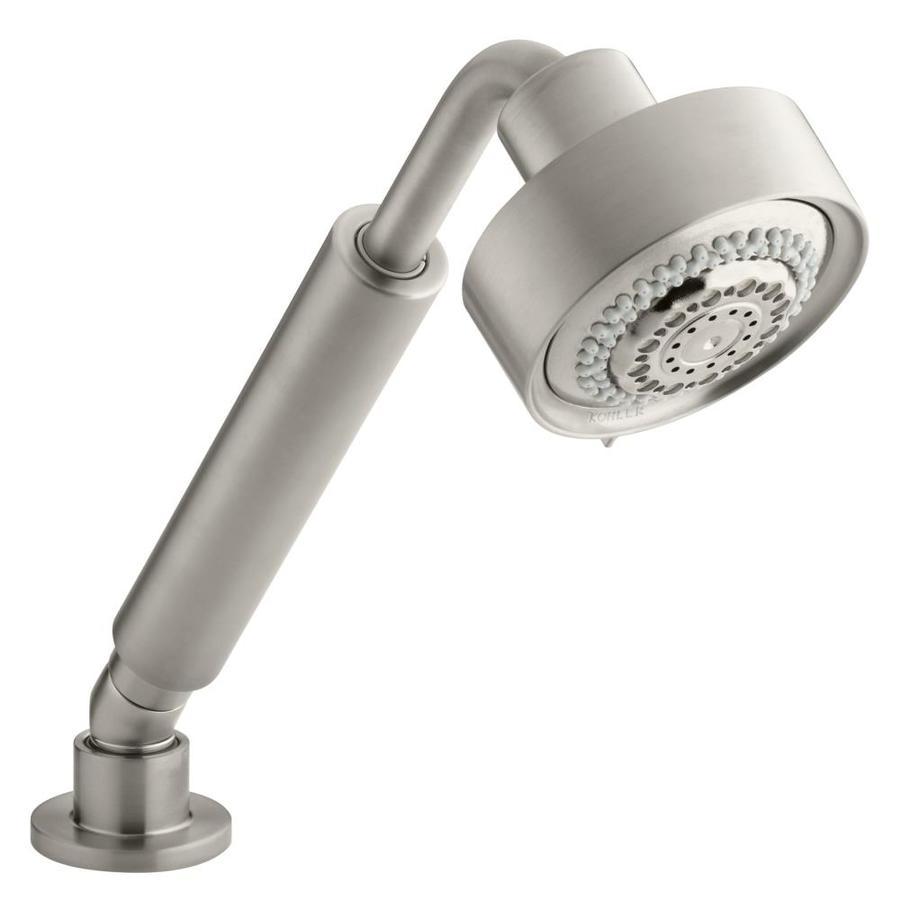 KOHLER Stillness Vibrant Brushed Nickel 4-Spray Shower Head