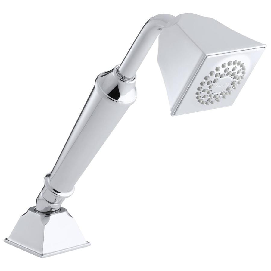 KOHLER Memoirs 2.875-in 2.5-GPM (9.5-LPM) Polished Chrome 1-Spray Hand Shower
