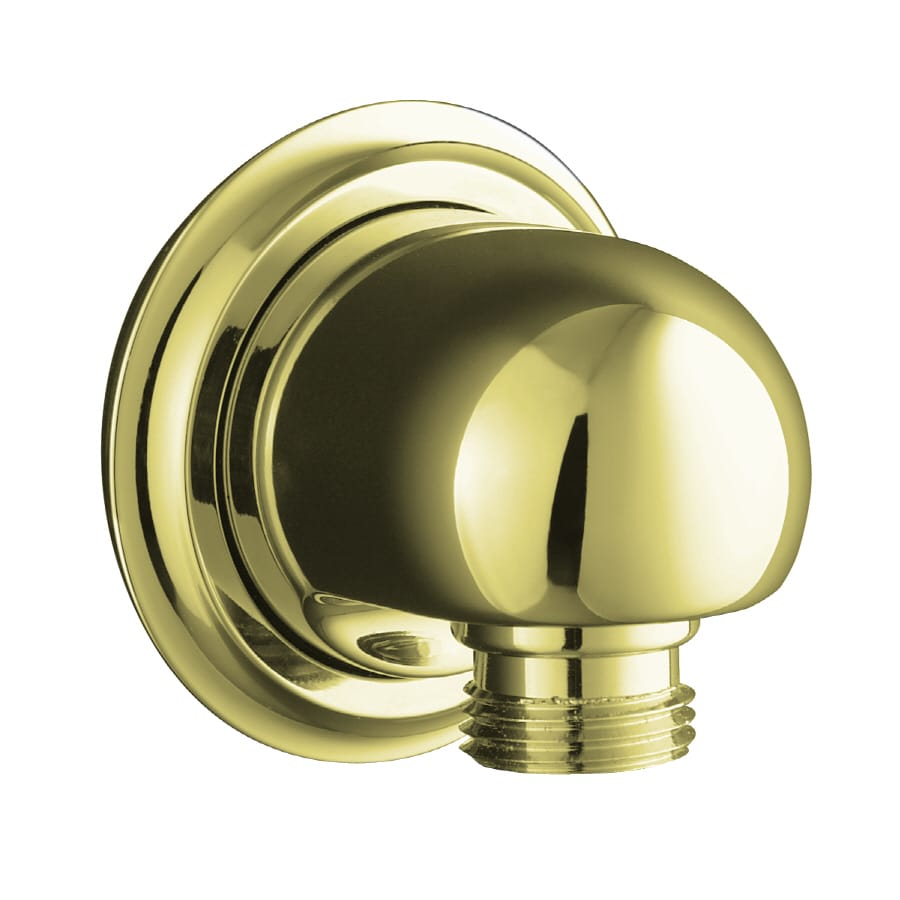 KOHLER Vibrant French Gold Faucet Elbow