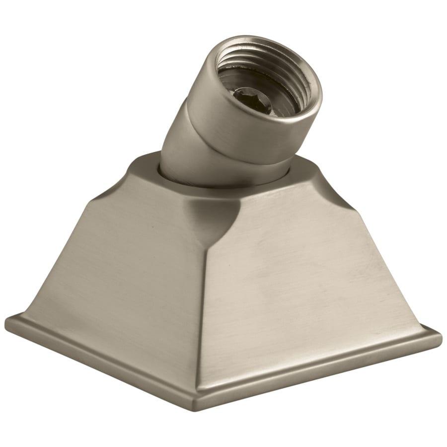 KOHLER Vibrant Brushed Bronze Shower Holder with Hose