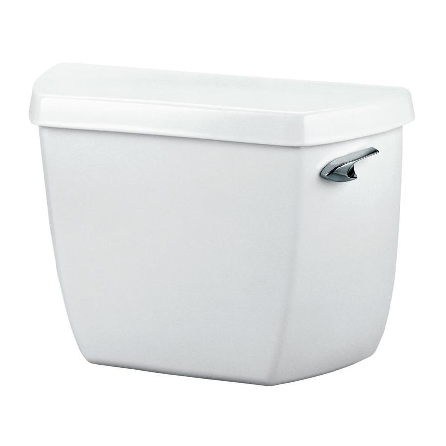 KOHLER Highline White 1.4-GPF Single-Flush Toilet Tank