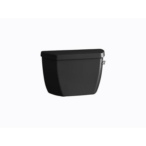 Efficiencies Near Me: KOHLER Highline Black Single-Flush High-Efficiency Toilet