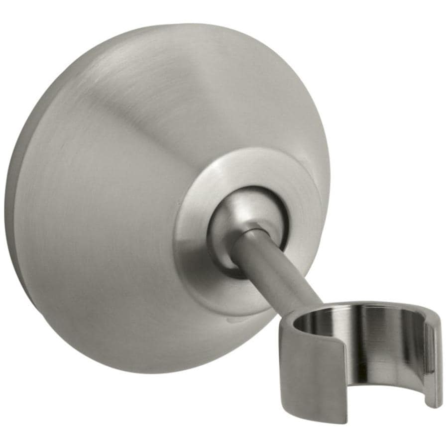 KOHLER Forte Vibrant Brushed Nickel Hand Shower Holder
