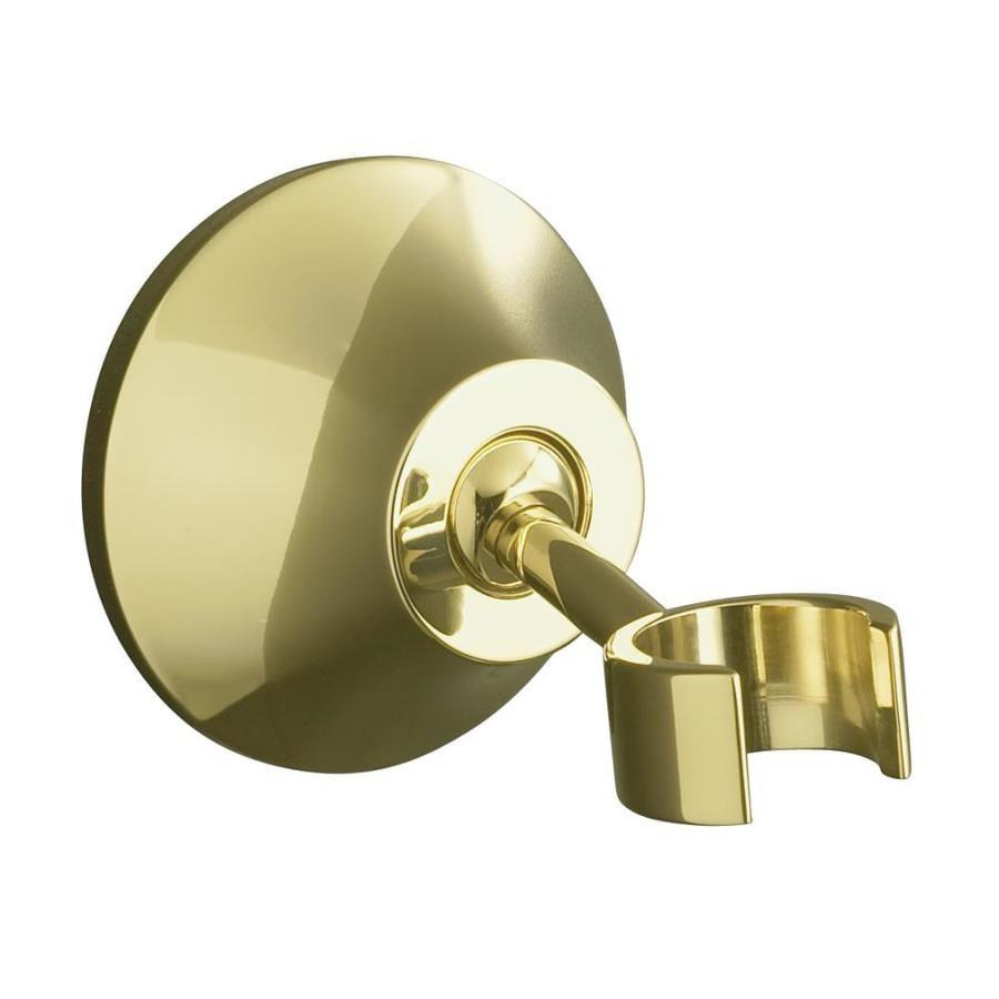 Kohler Forte Vibrant French Gold Hand Shower Holder At