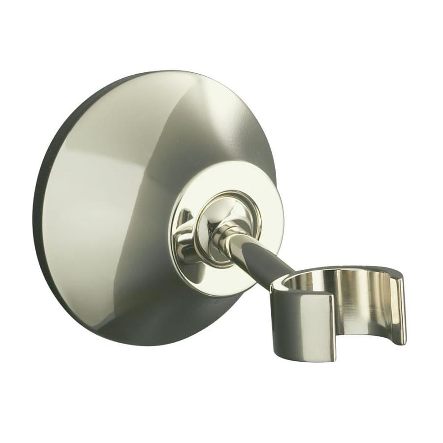 Kohler Forte Vibrant Polished Nickel Hand Shower Holder At