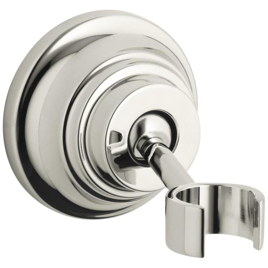 KOHLER Bancroft Vibrant Polished Nickel Hand Shower Holder