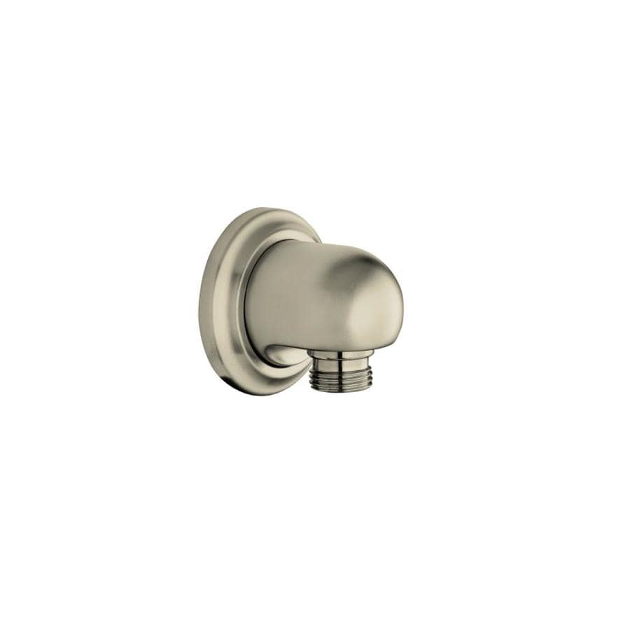 KOHLER Vibrant Brushed Nickel Faucet Elbow