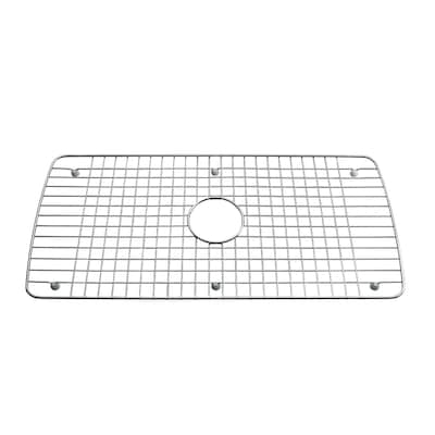 KOHLER 13.375-in x 27.5-in Sink Grid at Lowes.com