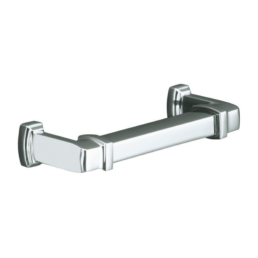 KOHLER 3-in Center-To-Center Polished Chrome Bancroft Bar Cabinet Pull