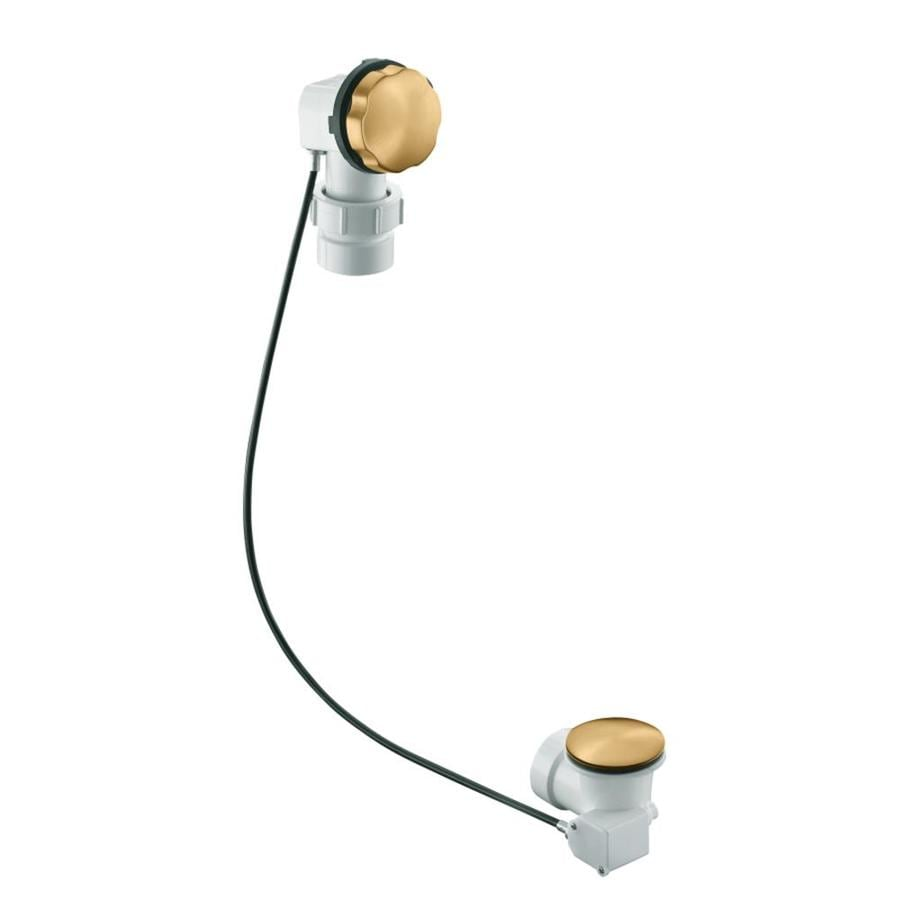 KOHLER 1-1/2-in Vibrant Brushed Bronze Cable Drive