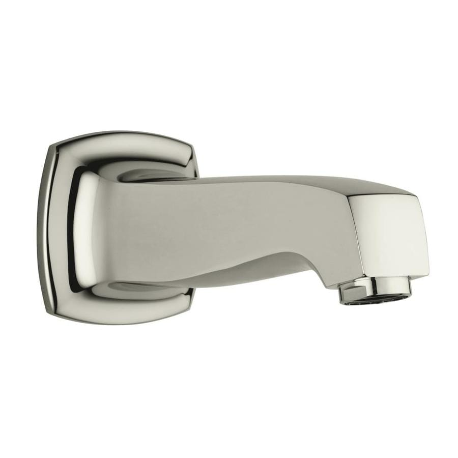 Kohler Nickel Tub Spout At Lowes Com