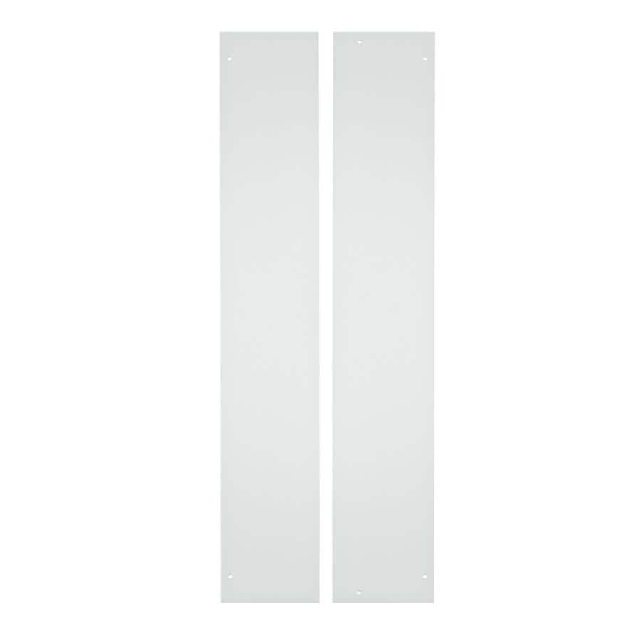 KOHLER 72-in H x 12.6-in W Clear Shower Glass Sidelite