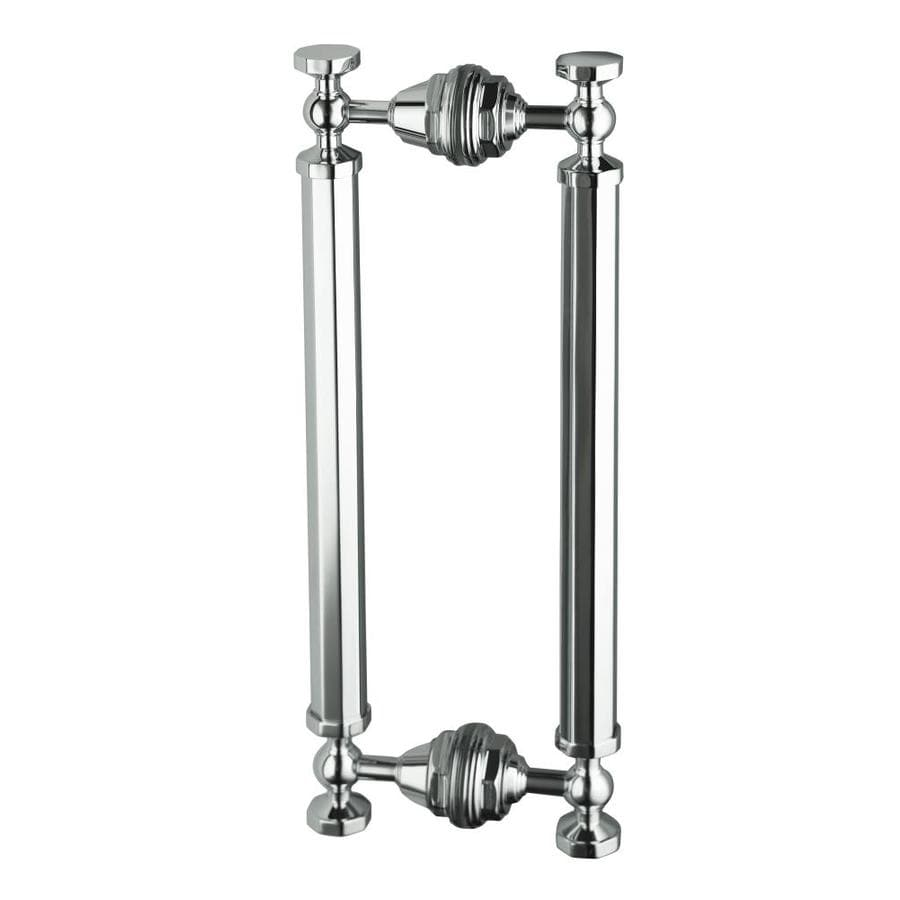 Shop KOHLER 14-in Brass Hinged Shower Door Handle at Lowes.com