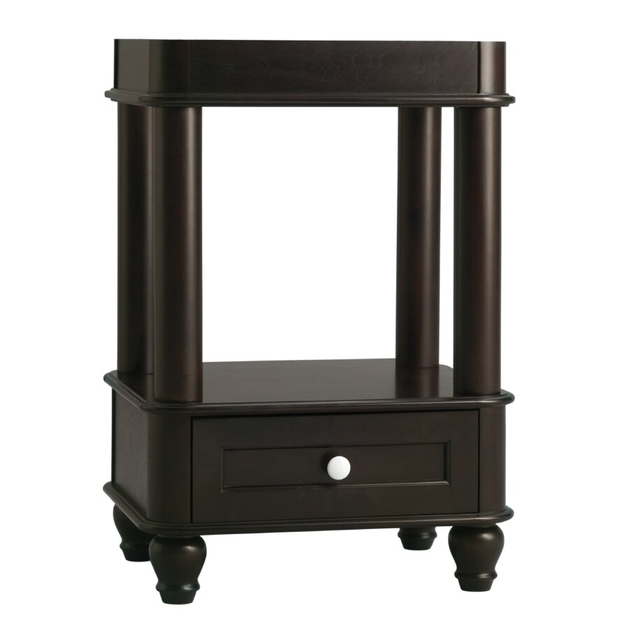 KOHLER Bancroft Black Forest 22.125-in Traditional Bathroom Vanity