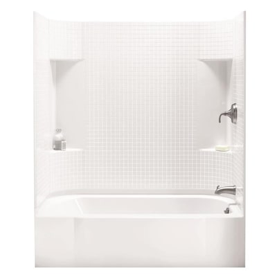 Sterling Accord White Vikrell Wall And