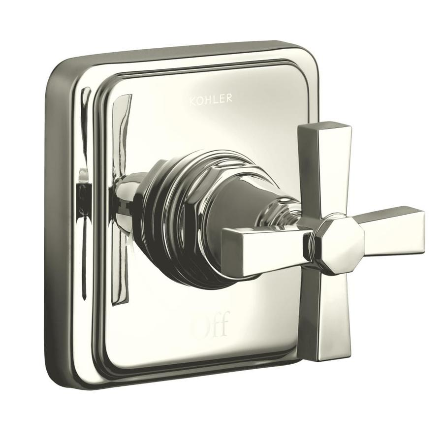 Kohler Tub Handles : Shop KOHLER Nickel Bathtub/Shower Handle at Lowes.com