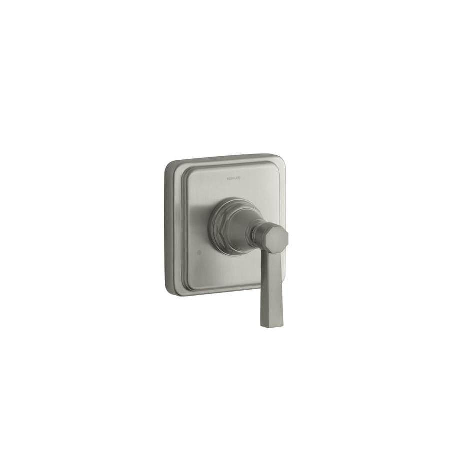 KOHLER Nickel Bathtub/Shower Handle