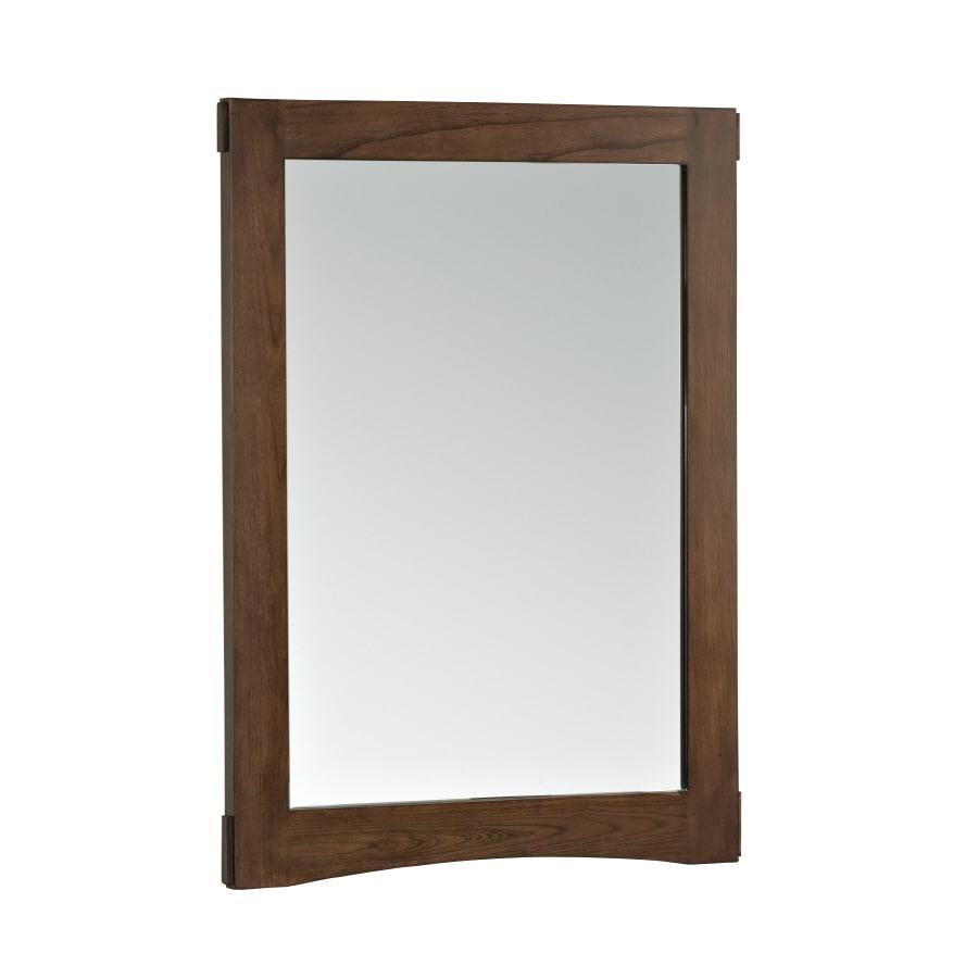 KOHLER West More 24-in W x 33-in H Westwood Rectangular Bathroom Mirror
