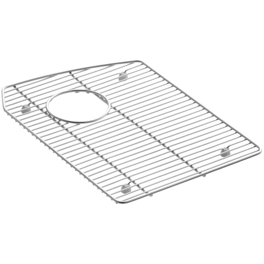 Kohler Sink Grates : Enter your location for pricing and availability, click for more info