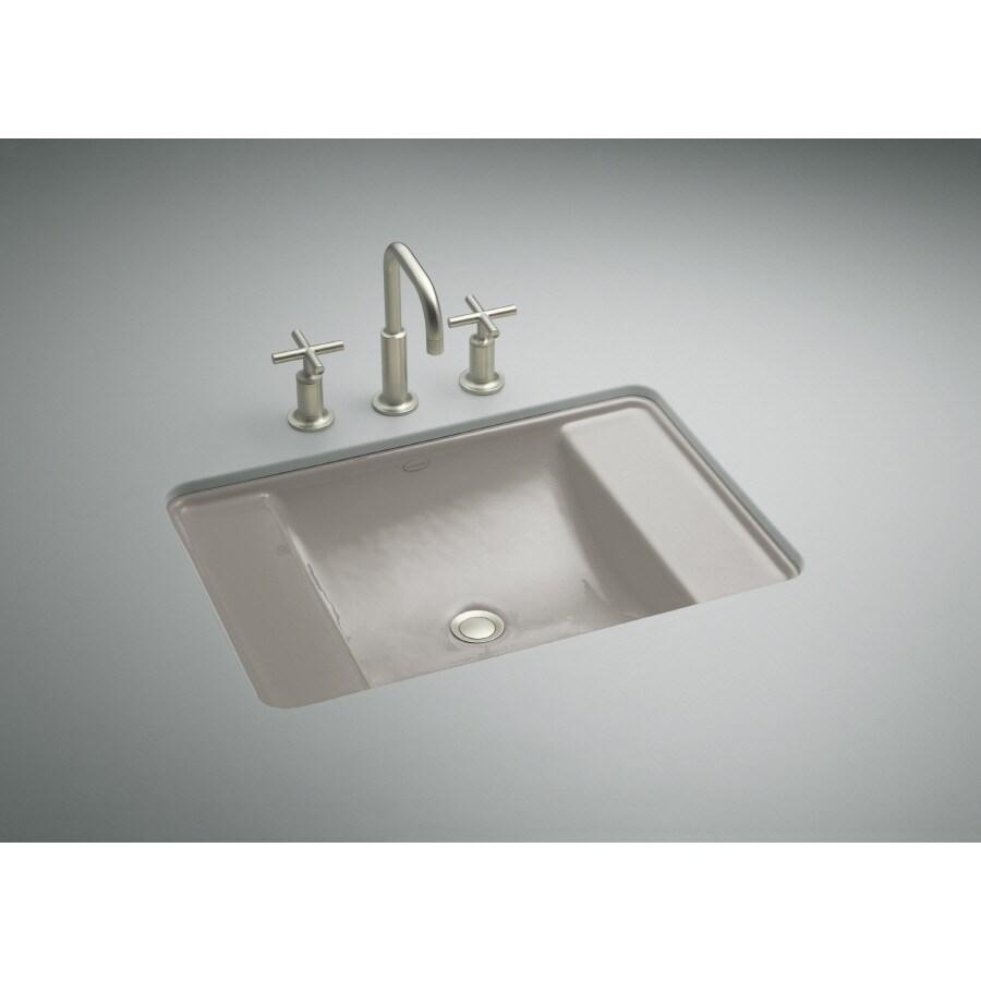 KOHLER Ledges Cashmere Bath Sink