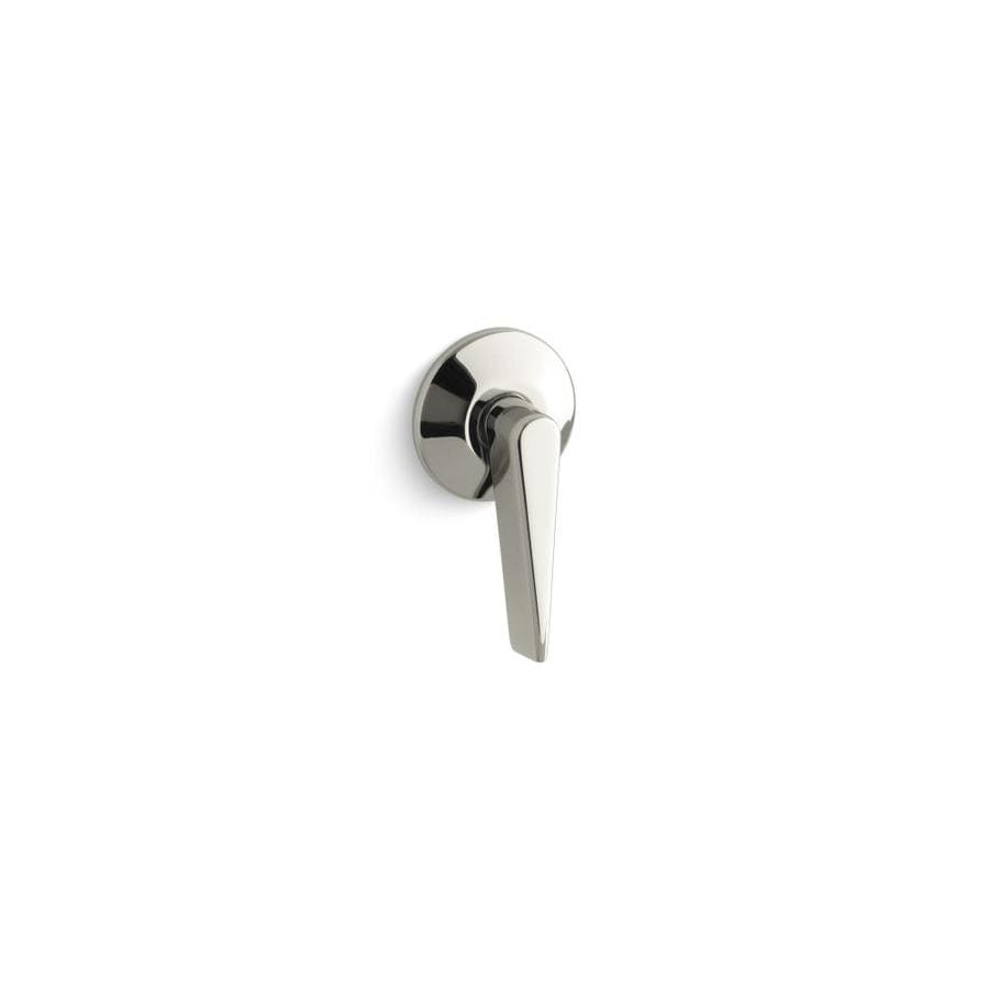 KOHLER Archer Vibrant Polished Nickel Toilet Handle