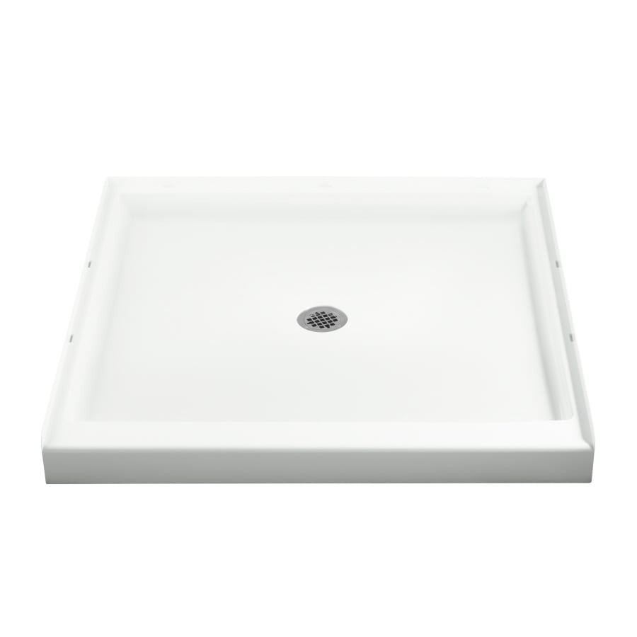 Sterling Vikrell Shower Base (Common: 42-in W x 42-in L; Actual: 42-in W x 42-in L)