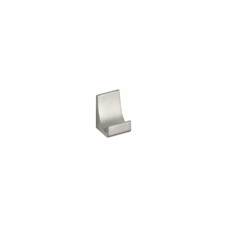 KOHLER Loure Vibrant Brushed Nickel Novelty Cabinet Knob