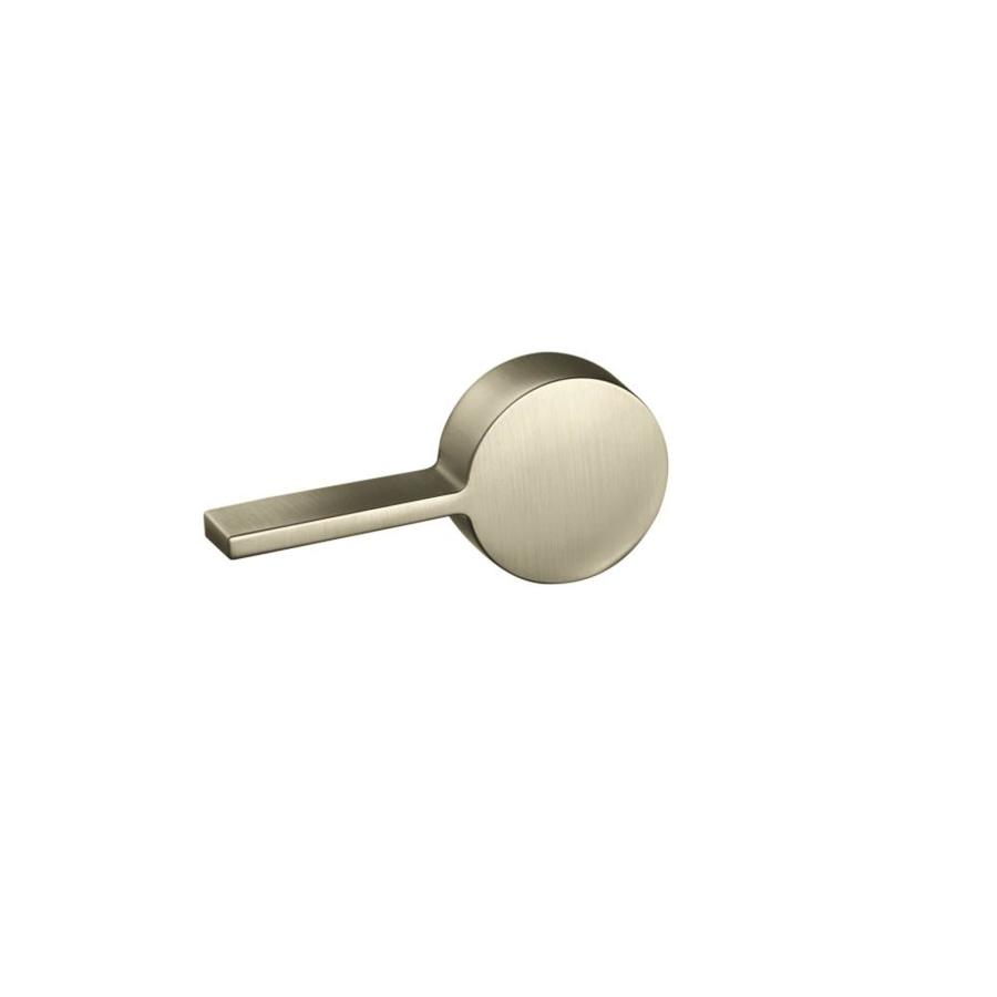 KOHLER Kelston Vibrant Brushed Nickel Toilet Handle