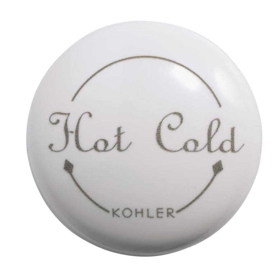 KOHLER White Index Cap