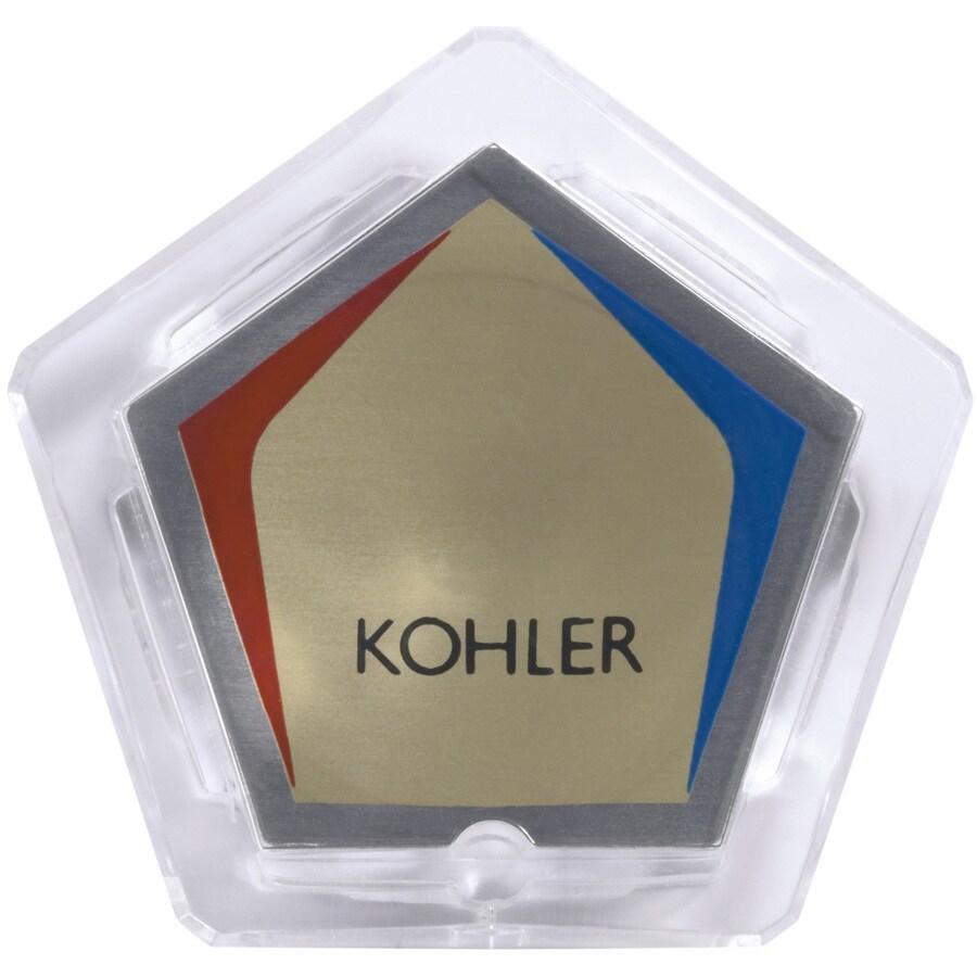 KOHLER Clear Index Cap