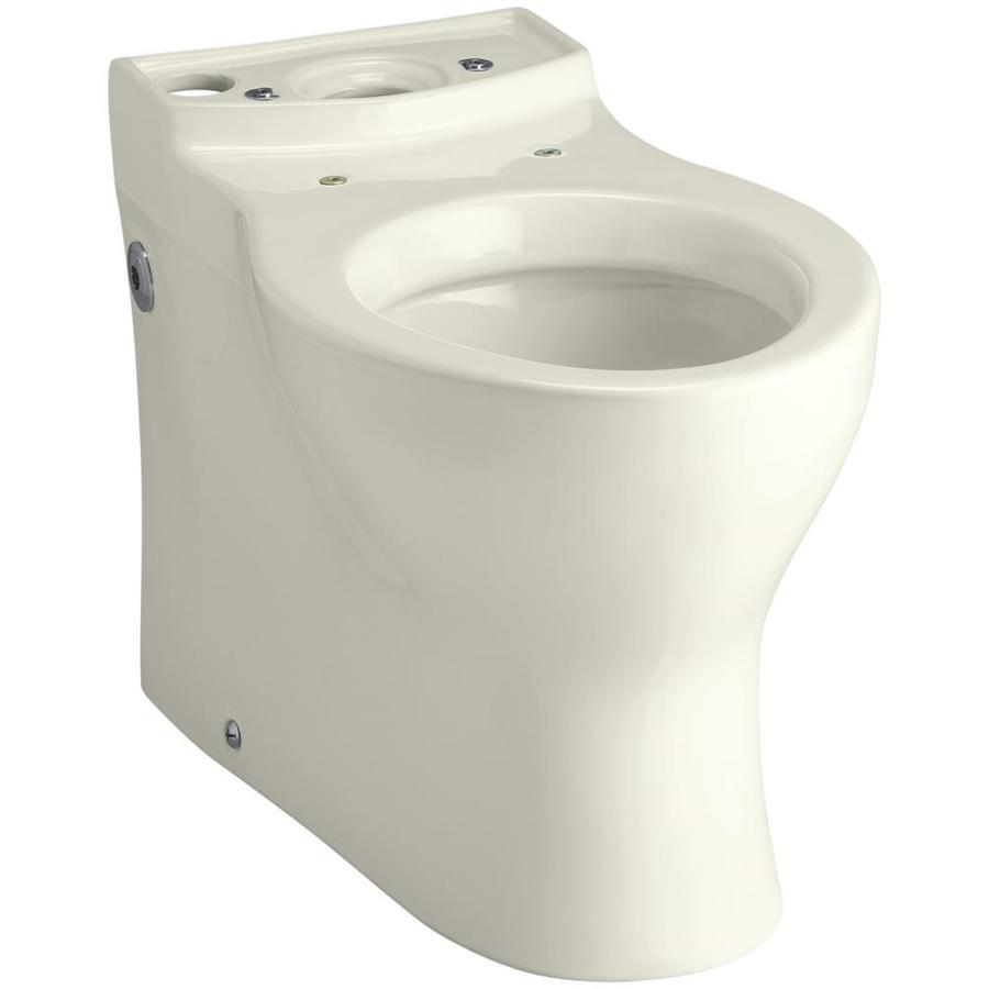 KOHLER Persuade Biscuit Elongated Height Toilet Bowl