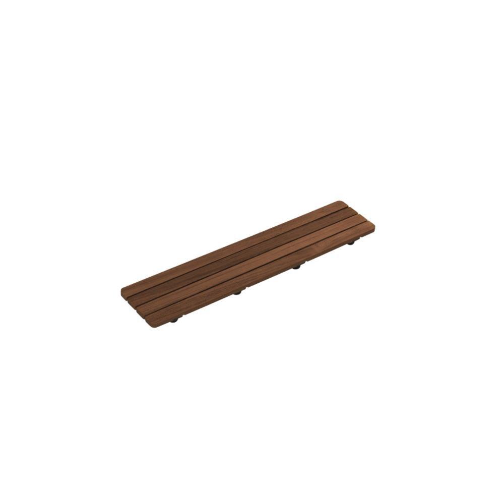 KOHLER Natural Teak Wood Drain Cover