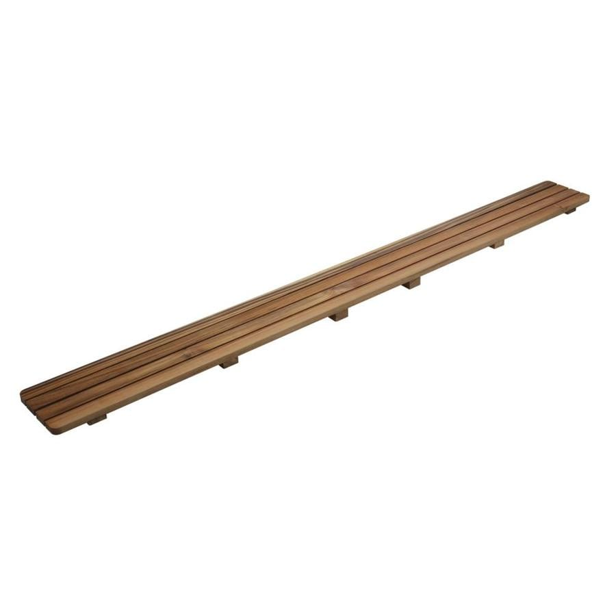 KOHLER Natural Teak Wood Drain Cover